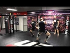 Sparring in the MMA Research Ring