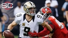 Pierce: Brees injury a tough blow to Saints