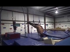 DICK - BACKWARD ROLL ON RINGS WORK - Gymnastics Bodyweight Fitness Calisthenics Parkour Training