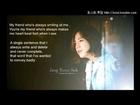 Love letter ( Nature boy )  Jang geun suk