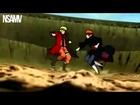 Naruto vs Pain - Pain Three Days Grace