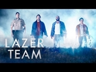 Lazer Team - Official Trailer - YouTube Red Original Movie