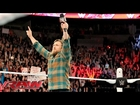 Daniel Bryan bids farewell to the WWE Universe: Raw, February 8, 2016