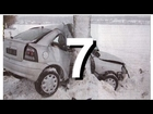 NEW Winter Car Crash Compilation 7 - CCC :)