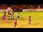 4 Year Old Boy Scores Against Queensland Legends
