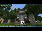 Live : Minecraft - Animal Crossing New Leaf du 22/10/2014