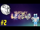 MINECRAFT LEGEND #2 Mega Minecraft Secret Sound?
