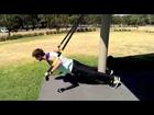 Medicine Ball & TRX Upper Body Workout