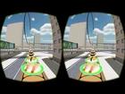 【Oculus Riftプレイ動画】回転寿司の皿の上に乗って街を駆け巡る『Ultra Sushi-Go-Around』