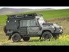 Land Rover Defender - The ultimate Camper conversion