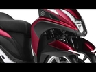 2015 Yamaha TRICITY 125 Design (Mizutani#1) Yamaha Motor Design promo video