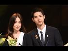 161027 송중기 송혜교 Song Joong Ki Song Hye Kyo President Award 宋仲基 宋慧乔