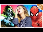 OUTRAGE: Spider-Man & Fantastic Four Movies botched! (Nerdist News w/ Jessica Chobot)