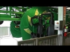 GREEN LANTERN: First Flight, Six Flags Magic Mountain