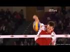 BEST Volleyball spike ever - Bartosz Kurek