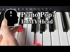 In My Head Piano Lesson - Jason Derulo - Easy Piano Tutorial