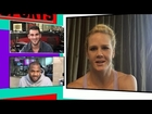 Holly Holm -- Stop Trashing Ronda Rousey ... She's a Legend