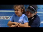 Mixed Martial Arts Kids Summer Camp for the Visually Impaired