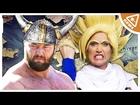 Game of Thrones' The Mountain BREAKS Viking record! (Nerdist News w/ Jessica Chobot WTFridays)