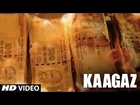 KAAGAZ | Sonu Nigam | Demonetization & Black Money | Better Tomorrow