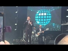 Rick Astley - Uptown Funk (live at Let's Rock London 27 June 2015)