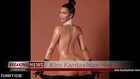 A GRANDMA'S OUTRAGE OF KIM KARDASHIAN NAKED - #GrannyTShow - Comedy Video