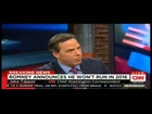 Jake Tapper: Wait a second, Romney isn't closing the door on running
