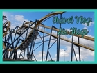 Travel Vlog: Six Flags with Family & Friends