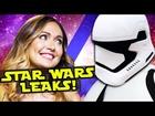 Must-see STAR WARS EPISODE 7 Leaks! (Nerdist News w/ Jessica Chobot)
