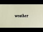 英単語 weather 発音と読み方