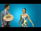 Demi Lovato Interview From a (Sombrero) Hat   Artist Challenge - iHeartRadio