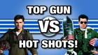 Top Gun VS Hot Shots! - WTM