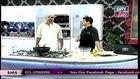 Lifestyle Kitchen, 08-05-14, Dam Ka Qeema, Attay Ki Puri & Peshawari Chapli Kabab