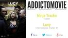 Lucy - International Trailer #1 Music #2 (Ninja Tracks - Taste)