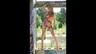 Tania Amazon Body painting by Olivier Roubieu