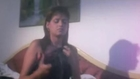 Sapna's first night with her Husband, Angoor Hot Kissing Scene - 3_11
