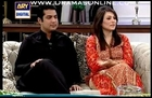 Iqrar ul Hassan Praising her wife in a funny way
