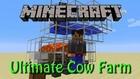 Minecraft: Ultimate Cow Farm Tutorial