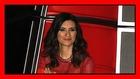 Laura Pausini, esordio sexy a La Voz