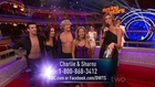 Charlie White & Sharna Burgess, Candace Cameron Bure & Mark Ballas - Contemporary