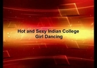 Hot and Sexy Indian College Girl Dancing