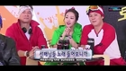 Infinity Challenge (무한도전) Funny Moments - Yewon cannot lie to Yoo Jae Suk