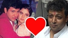 Divya Bharti-Govinda-Kirti Kumar Love Triangle