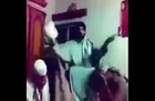 Molvi Taqreer Ke Dauran Shiddat e Gham Mein Fan Se Latak Gya – Should I Laugh Or Should I Cry -p