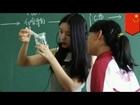 Sexy Biology teacher sa China, pinagkakaguluhan sa Internet!
