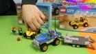 Dune Buggy Trailer / Mała Terenówka z Przyczepką - Great Vehicles / Superpojazdy - Lego City - 60082 - Recenzja