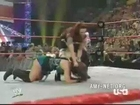Lita vs Mickie james ( with DX )