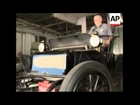 Car enthusiast extols the virtues of 100-year-old electric car.
